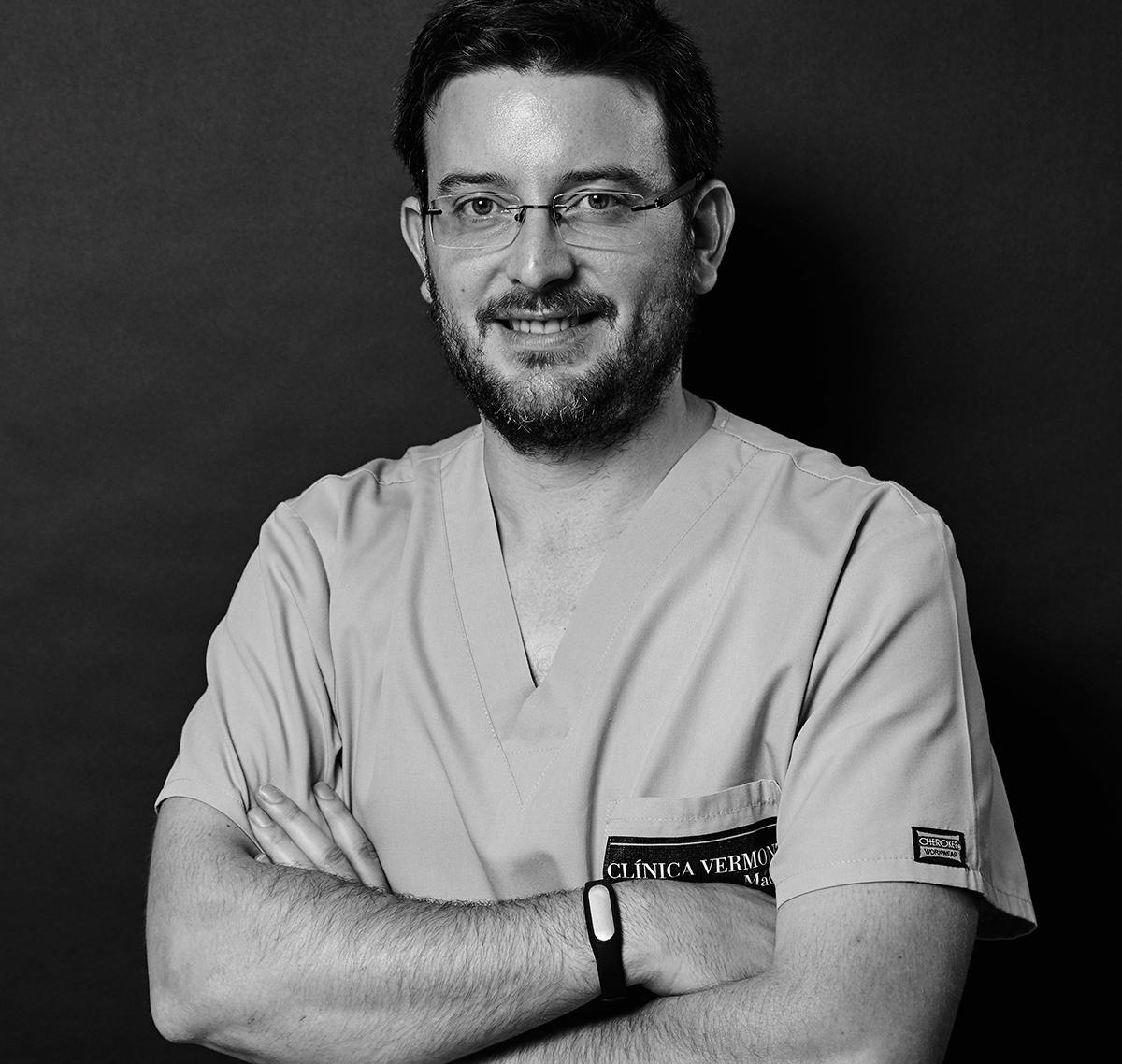 Pedro Pablo Martinez Odontologia Estetica Madrid