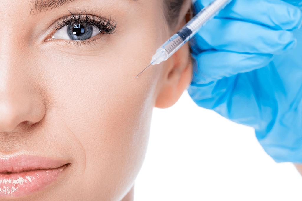 Medicina estética Facial Botox
