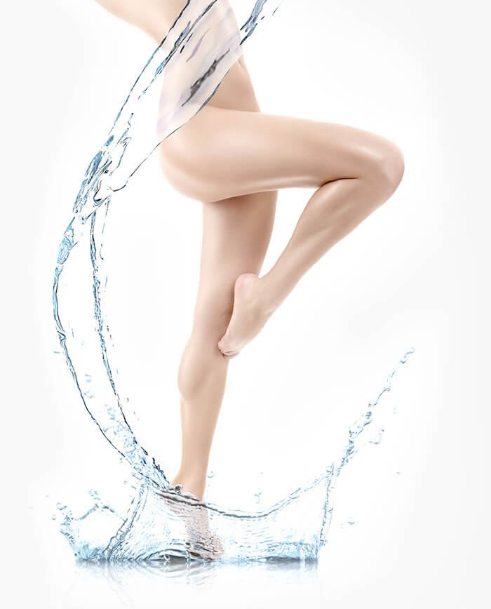 Belleza Tratamiento corporal Hidratación y exfoliación